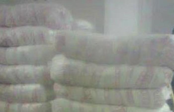 إحباط تهريب 40 طن سكر من شركة بالسخنة فى السويس