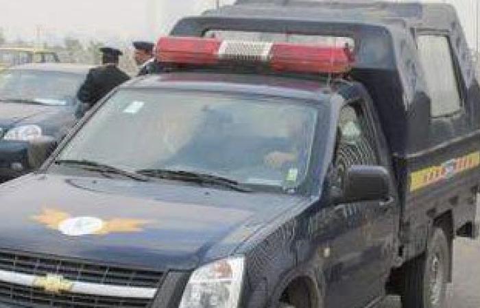 الأهالى يقبضون على فتاة حاولت حرق نقطة مرور بشمروخ فى الإسكندرية
