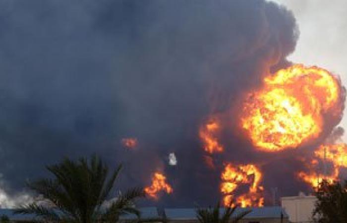 """مصرع و إصابة 3 من """"الكتيبة 166"""" جراء انفجار لغم قرب النوفلية بليبيا"""