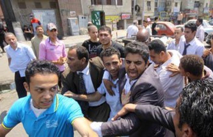 السيطرة على مشاجرة بين عائلتين بسوهاج وضبط 4 أشخاص حطموا سيارة شرطة(تحديث)