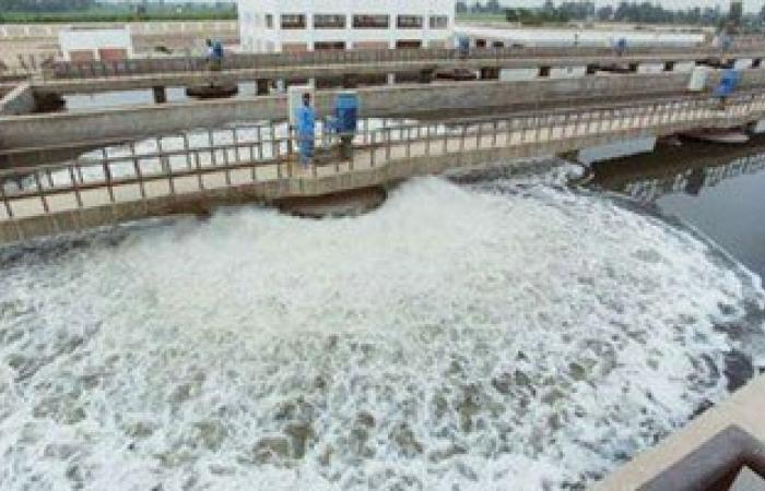 قطع المياه عن مدينة بنى سويف لربط خط الطرد الجديد بمحطة رفع أحمد عرابى