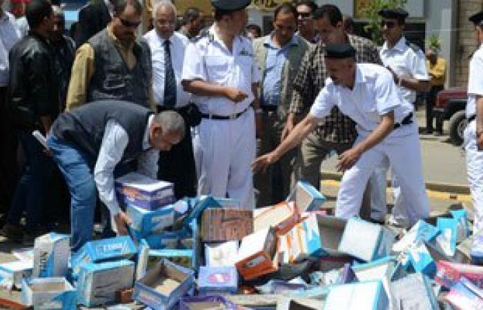 تحرير 2781 مخالفة لباعة جائلين وأسواق عشوائية ومقاهى مخالفة بالقاهرة