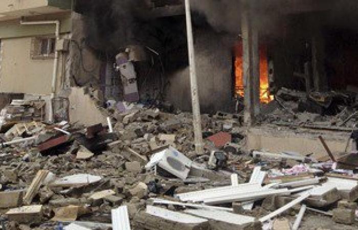 مقتل 5 أشخاص فى هجوم انتحارى فى مدينة سرت الليبية