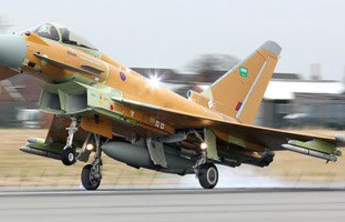 """السعودية تعلن عدم تسجيلها أى خسائر بقواتها الجوية فى عملية """"عاصفة الحزم"""""""