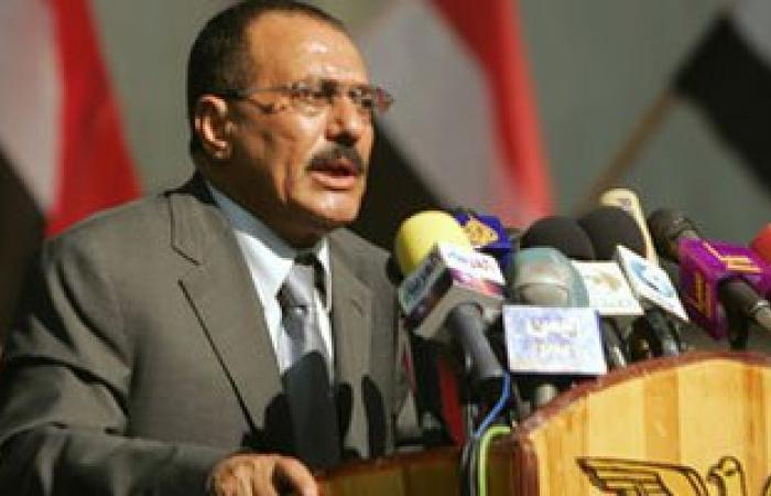 على عبدالله صالح يدعو القادة العرب لوقف العمليات العسكرية فى اليمن