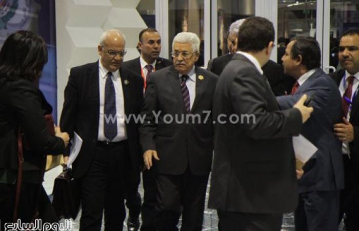 انتهاء الجلسة الثالثة لاجتماعات القمة العربية بشرم الشيخ