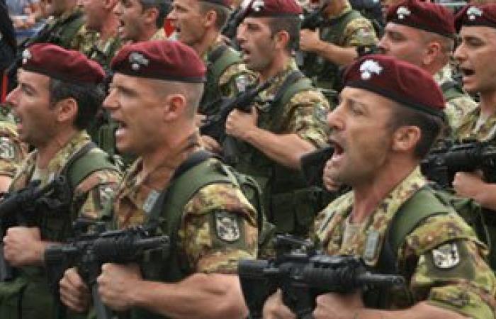 """وزارة الدفاع الإيطالية تبدأ عملية """"البحار الآمنة"""" قبالة سواحل ليبيا"""