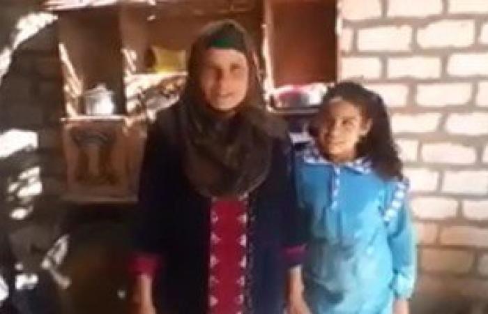 """بالفيديو..كريمة لـ""""الرئيس""""بعد قرار بناء بيت لها: ربنا يسترك زى ما سترتنى"""