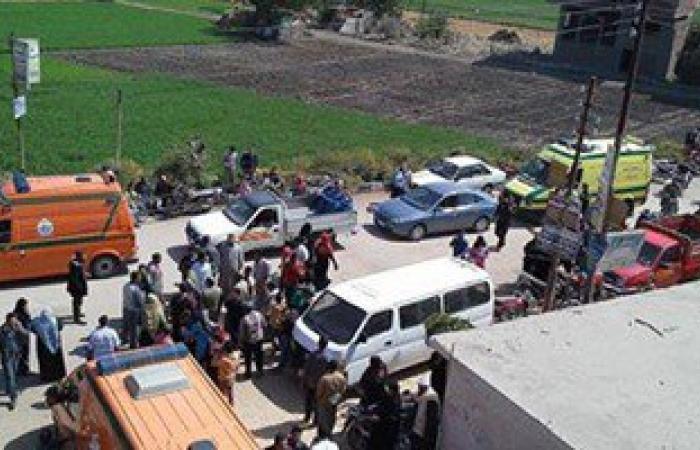 ارتفاع عدد حالات التسمم بمدينة الإبراهيمية فى الشرقية إلى 148 مصابا