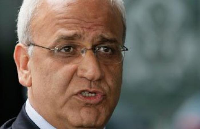 صائب عريقات: مخيم اليرموك مسئولية المجتمع الدولى والأمم المتحدة