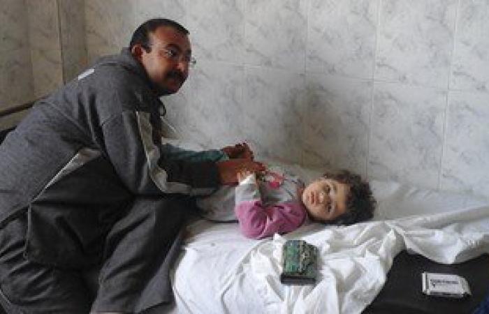 """""""صحة الشرقية"""": 481 حالة تسمم بينهم 70 شخصا تحت العلاج و3 خطرة"""