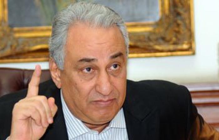 سامح عاشور يتخلى عن منصبه كرئيس للحزب الناصرى ويؤكد: لابد من قيادة جديدة