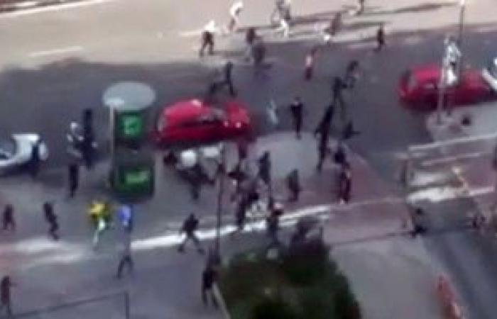 مصرع فلاح وإصابة 3 آخرين فى مشاجرة بالأسلحة النارية بين عائلتين ببنى سويف