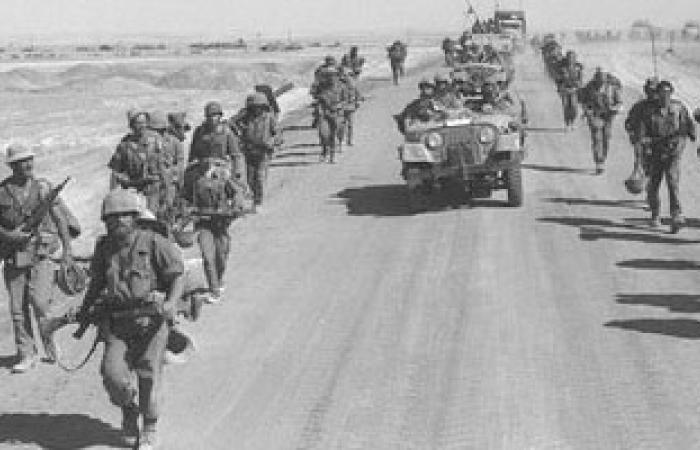 """""""اليوم السابع"""" يعرض فيلم """"أكتوبر ملحمة النصر"""" عن معركة تحرير سيناء"""