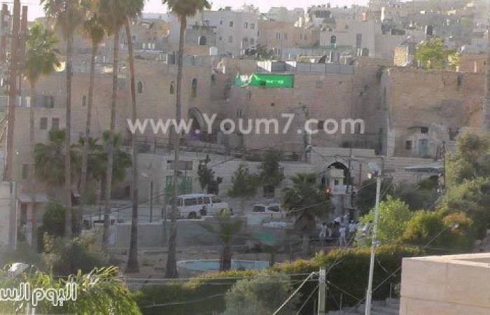 بالصور..هلع وفزع ينتاب المستوطنين وجنود الاحتلال عقب قتلهم شابا فلسطينيا