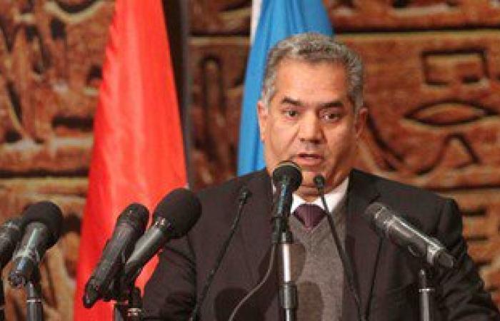 وزير الآثار يتفقد منطقة أبو صير الأثرية بالإسكندرية