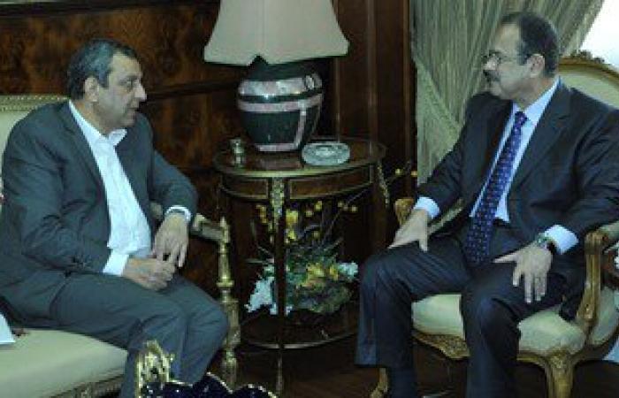 وزير الداخلية يلتقى نقيب الصحفيين ويؤكد: نحرص على توضيح الحقائق للرأى العام