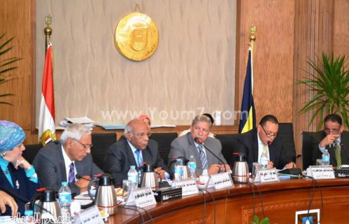 محافظ الإسماعيلية: جامعة قناة السويس شريك فى تنفيذ مشروعات التنمية