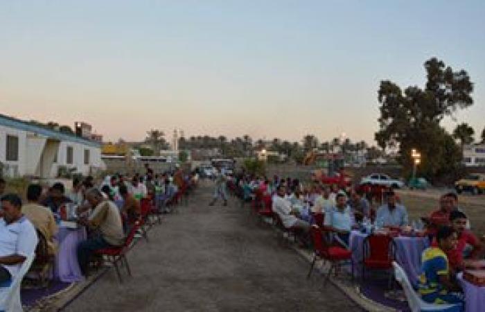 """""""خلى مصر تفرح"""".. مبادرة إفطار بـ28 حديقة فى العاصمة بـ3 جنيهات فقط"""