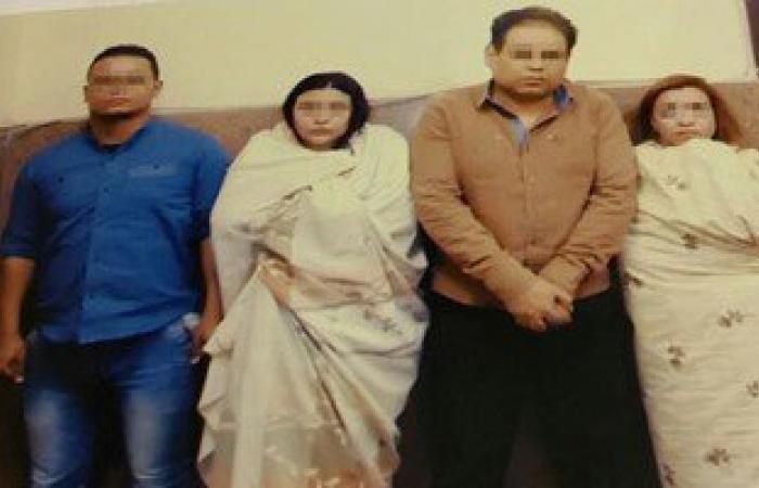 بدء نظر أولى جلسات محاكمة المتهمين فى شبكة تبادل الزوجات بمدينة نصر