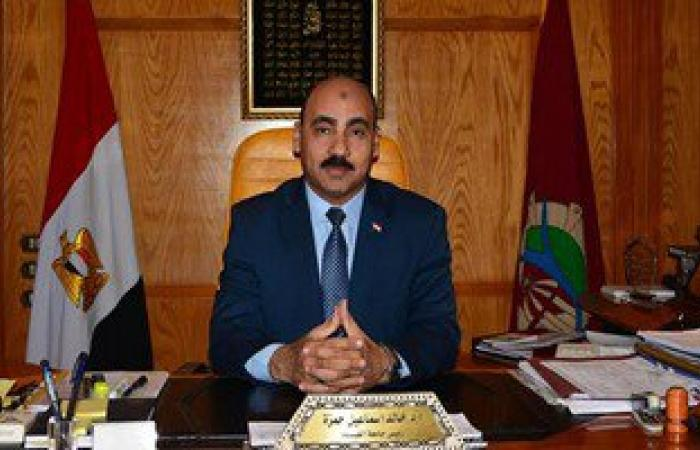 رئيس جامعة الفيوم يعتمد نتيجة الفرقة الرابعة بكلية التمريض