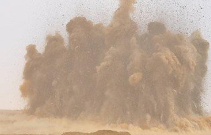 ارتفاع ضحايا تفجير داعش مقرات حكومية فى الحسكة بسوريا لـ 35 قتيلا