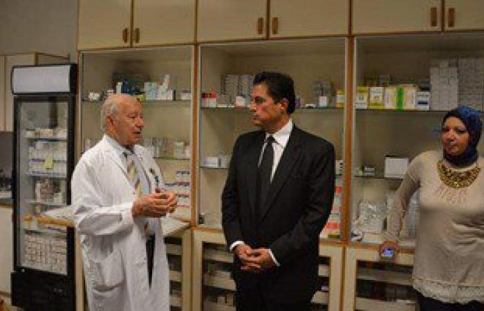 هانى المسيرى: إنهاء تراخيص مستشفى أيادى المستقبل للأورام