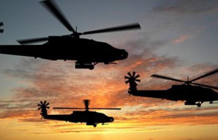 سكاى نيوز: مقتل 23 إرهابيا فى غارات جديدة للجيش بسيناء