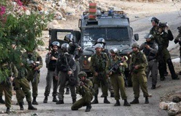 قوات الاحتلال الإسرائيلى تعتقل 7 فلسطينيين من الضفة الغربية