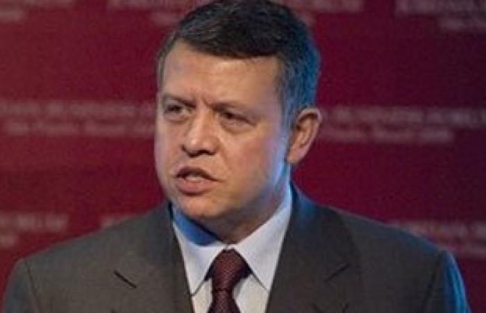 رسالة خطية من الملك سلمان إلى العاهل الأردنى يتسلمها الأمير فيصل