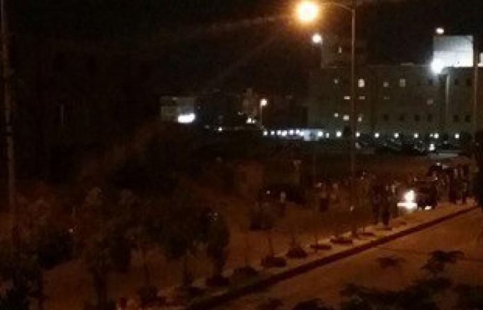 إصابة فرد شرطة وإخوانى فى اشتباكات بين الأمن والإخوان بالمنوفية