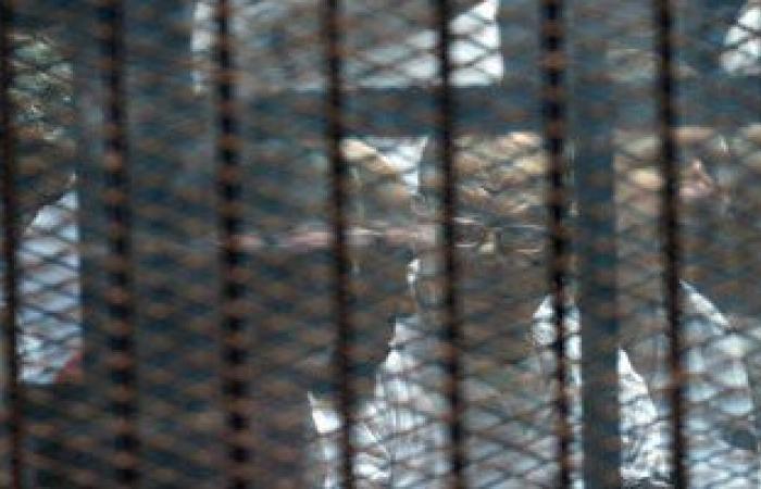 """اليوم..الحكم على القيادى الإخوانى محمود عامر و 2آخرين فى """"حرق نقطة أوسيم"""""""