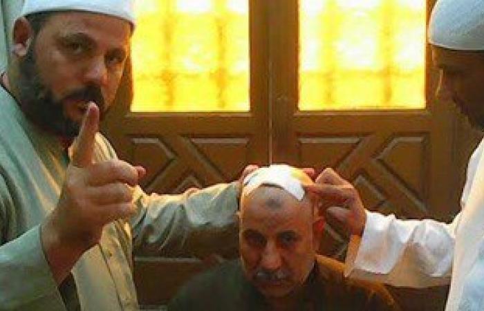 بلطجية يعتدون على إمام مسجد فى ههيا بالشرقية