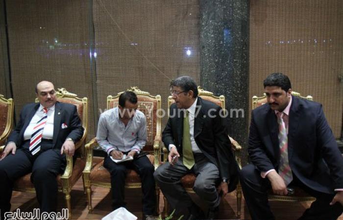 بالصور.. ممثلو أندية الهيئات القضائية يوقعون على وثيقة مشتركة لمكافحة الإرهاب