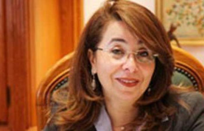 وزيرة التضامن الاجتماعى: الصناعات التراثية المصرية قادمة وباقية