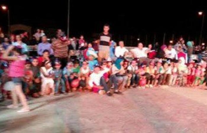حفل إفطار جماعى لأكثر من 100 أسرة من الفقراء والأيتام بالعريش