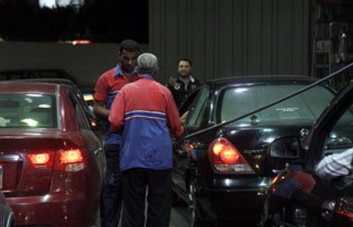 القبض على صاحب محطة وقود بدون ترخيص وضبط 2500 لتر سولار بالبحيرة