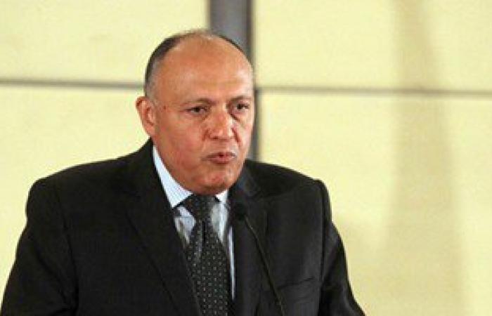 سامح شكرى ناعيًا سعود الفيصل: لن ينسى المصريون دعمه لإرادتهم فى 30 يونيو