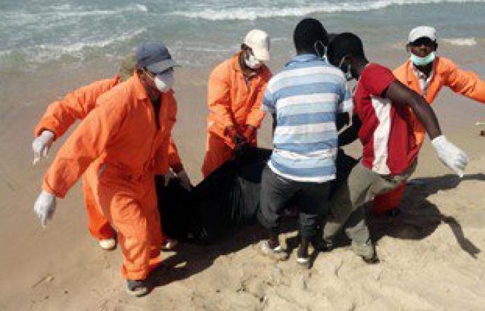 خفر السواحل الإيطالى: غرق 12 مهاجرا غير شرعى قبالة السواحل الليبية