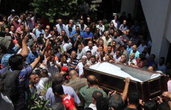 بالفيديو.. وصول جثمان سامى العدل لمسجد آل رشدان استعدادا لصلاة الجنازة
