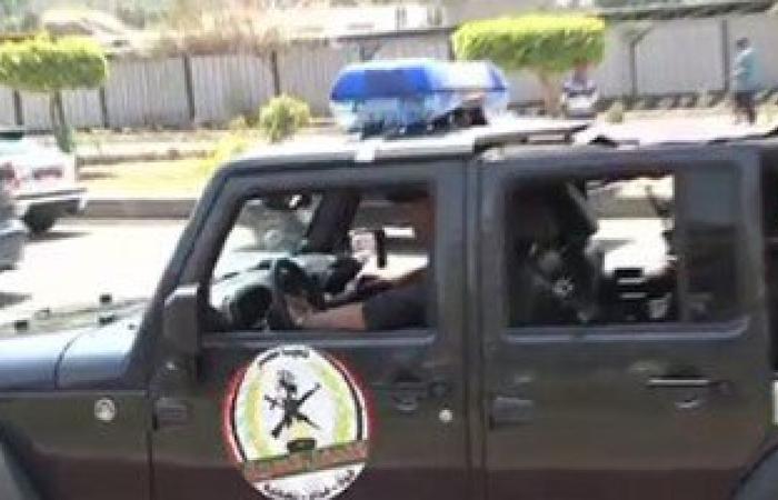 قوات الأمن تحكم سيطرتها على المطرية واختفاء مسيرات الإخوان