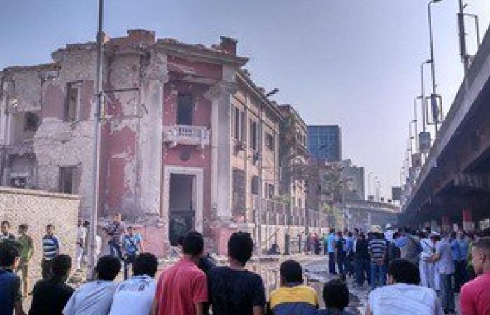 """""""رويترز"""": داعش يعلن مسئوليته عن تفجير القنصلية الإيطالية بالقاهرة"""