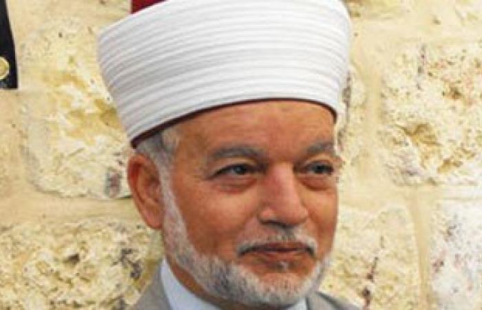 مفتى عام الديار الفلسطينية يدعو إلى تكثيف شد الرحال إلى المسجد الأقصى