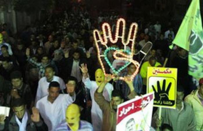 """""""أمن الإسكندرية"""" يلقى القبض على إخوانى قبل بدء تظاهرة للجماعة"""