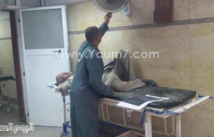 بالفيديو والصور.. ناجون من أتوبيس الموت فى بنى سويف يروون تفاصيل الحادث
