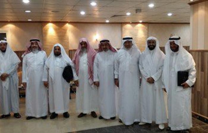 """موهوبو المملكة العربية السعودية يزورون مشروع """"السلام عليك أيها النبى"""""""