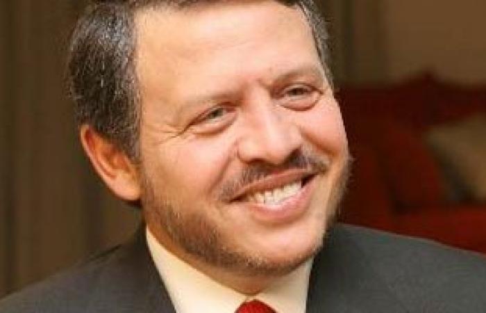ملك الأردن يؤكد على أهمية دور المنظمات اليهودية فى احياء عملية السلام