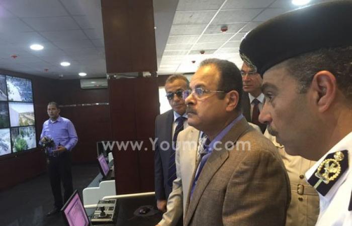 وزير الداخلية يتابع الحالة الأمنية من خلال غرفة عمليات رئيسية بالإسماعيلية