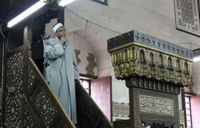 خطيب مسجد المحطة بالمنيا: قناة السويس ستعود بالخير على جميع المصريين