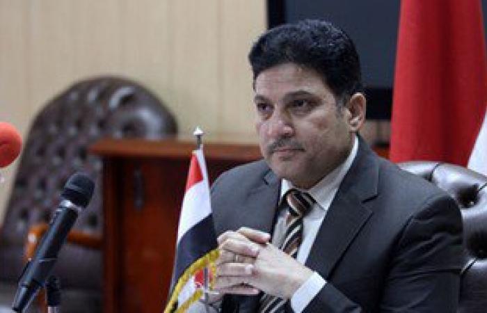 حسام مغازى: نلتقى الرئيس غدا للبدء فى تنفيذ مشروع محور تنمية القناة